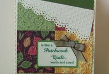 Card Ideas / by Pam Barbee