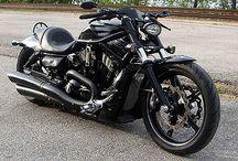 Motorbike what I like / Moto Co se mi líbí.