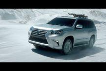 """2017 Lexus SUVs Commercial: """"Life's Roads"""""""