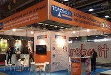 Top Consult a SMAU Milano 2015 / Foto Top Consult presso stand e workshop