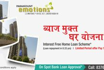 Emotions 3+1 bedroom apartments / Paramount Emotions is offering 3+1 bedroom apartments with Zero Percent interest rate. The scheme is valid only for April-2016. The scheme is started at the very first time by Paramount Group http://goo.gl/0ylDo3