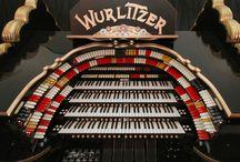 Wurlitzer orglar