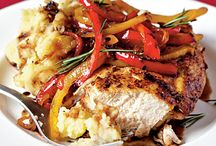 Meats / Main Dishes / Casseroles