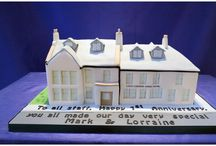 Novelty Wedding Cakes / Unique Novelty Wedding Cakes Created specially for you and delivered to Edinburgh, Glasgow, Loch Lomond and mainland U.K.