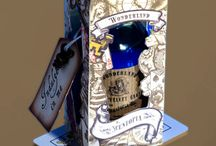 Scentopia Gift Sets / Alice in Wonderland themed bath products