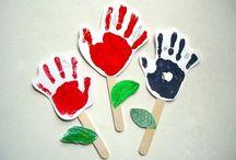 handafdruk knutsels
