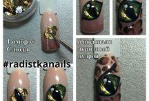 Model pe unghie