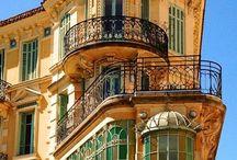 Balkonies