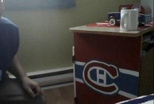 Meuble des Canadiens