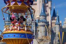 Walt Disney World / Everything Walt Disney World including the Magic Kingdom, EPCOT, Hollywood Studios, Animal Kingdom, Typhoon Lagoon, Blizzard Beach, resorts and some Star Wars too.