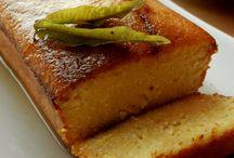 Gâteau à la polenta