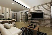 Living Room / Living Room Designs