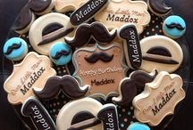 Decorated Cookies!  / Decorated Sugar Cookies