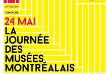 La Journée des musées montréalais 2015 / La Journée des musées montréalais aura lieu le dimanche 24 mai 2015!  Plus d'informations à venir sous peu, au www.museesmontreal.org