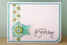 card making - birthday ideas
