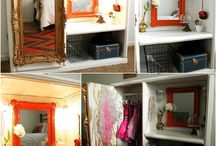 Entertainment Centers Makeovers