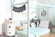 Toddler bed rooms