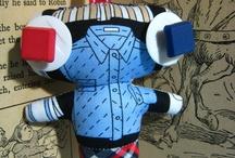 JJ Monkey Fashion Keyrings. / by WHY NOT JAMES