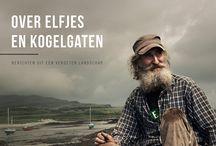 Over elfjes en kogelgaten, reisverhalen / In Over elfjes en kogelgaten reizen journaliste Anneke de Bundel en fotografe Nicole Franken door Noorwegen, IJsland, Bosnië, Irak, Ierland en Schotland.  Ze ontmoeten mensen in afgelegen gebieden. Gebieden waar uitbarstingen van vulkanen, geweld en eenzaamheid aan de orde van de dag zijn en waar mensen doen waar ze goed in zijn: overleven.