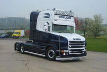 Trucker SCANIA EXC 02
