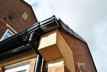 Installations: Fascia, Soffits & Dry Verge / Our Gallery of Fascia, Soffits, Dry verge and Guttering Installations!