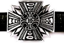 Jeff Deegan Buckles / by Jeff Deegan Designs