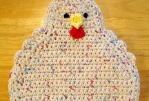 chickens craft