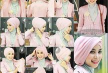 fitry / Tutorial hijab