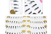 Health & Beauty - Eyelash & Eyebrow Supplies / by Gizga.com