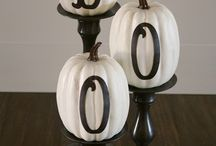 FALL inspiration / DIY, decorations, fall holiday decorations, etc...