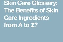 Skincare room