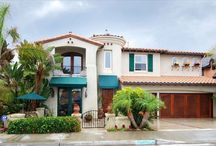 Modern home in Carlsbad, CA / Modern #vacationrental home in #Carlsbad, CA
