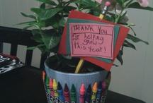 Teacher Gifts / by Brianna Watson