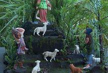 Fontanini Nativity / by Becky Smith