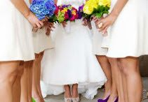Bridal party looks / by Hilary Taylor