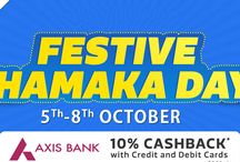Festival Cashback, Discount, Rewards, Sale Offers / All Festival Offers with Discount, sale, deals, Cashback, Rewards on Shopping and other Categories Shop Through shop.cubber.in and get Extra Benefits