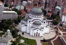 Serbia & Other places / Krusevac, Belgrade, Serbia, Frankfurt, Germany, and someplace else / by Julz Nemani