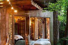 Boho treehouse ❤️