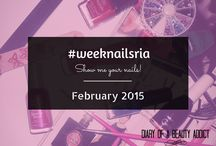 #weeknailsria-Show me your nails!