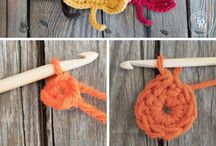 Flores maple crochet