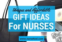 Gifts for Nurses / Find ideas for the best gifts for nurses.  Unique, practical, affordable…we'll help you find the best nursing gifts.
