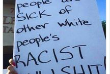 For the Republican Racists / You know who you are.