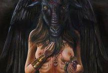 Satan loves us all