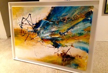 3D living abstract paintings / 3D living abstract paintings, by Dan Bunea