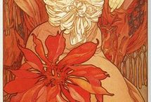 Mucha & Art Deco