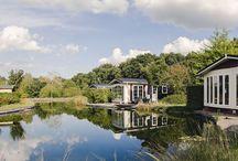 Het chaletpark / Prachtig kleinschalig vakantiepark aan de voet van de Holterberg.
