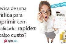 Papira   Gráfica Online / Gráfica Online 24h - Produção no mesmo dia, com qualidade, rapidez e baixo custo! www.papira.com.br