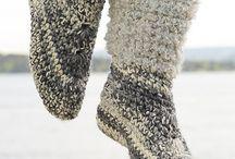 Тапки и носки