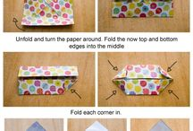 Boxes / envelopes