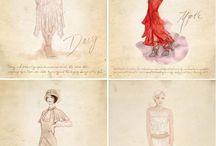 BOO 2015 / Costume ideas